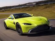 Tuyệt tác Aston Martin Vantage 2018 giá 3,4 tỷ đồng
