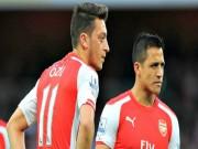 """Arsenal đón  """" sóng dữ """" : Sanchez - Ozil bỏ tới PSG, Barca"""