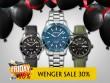 Cơ hội sở hữu đồng hồ Thụy Sĩ chính hãng tại ngày hội Black Friday 2017