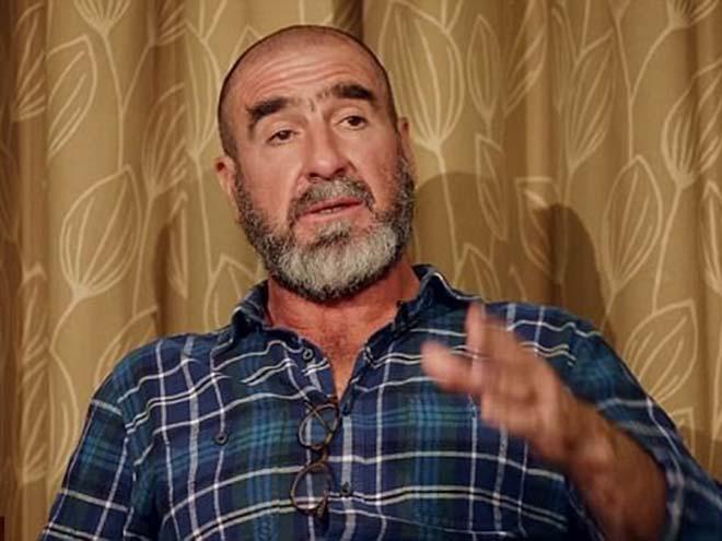 """Cantona nói về áo số 7 MU: """"Cây sào PSG"""" xứng hơn Griezmann"""