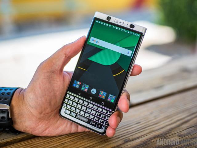 BlackBerry KEYone kế nhiệm sẽ có RAM 6GB