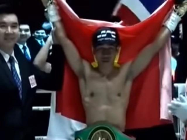 """Đại chiến boxing: """"Mayweather Việt"""" vô địch châu Á đấu """"hậu duệ"""" Pacquiao 4"""