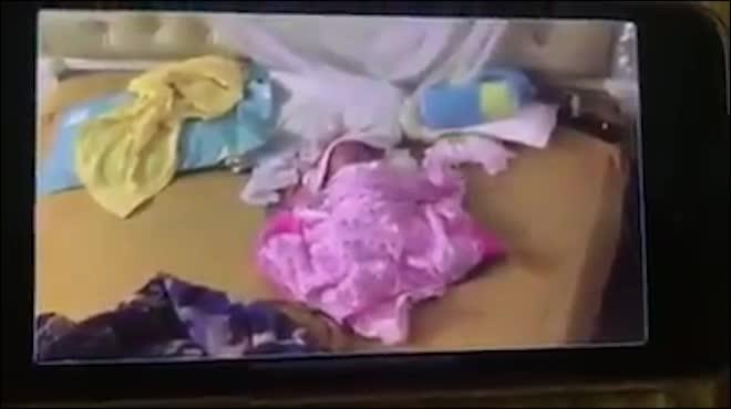 Hàng xóm nói gì về người giúp việc đánh đập, tung hứng bé gái gần 2 tháng tuổi