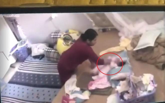 Nóng 24h qua: Phẫn nộ lời khai của người giúp việc quăng quật bé gái gần 2 tháng tuổi