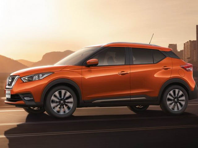 Nissan Kicks giá 364 triệu đồng: Đối thủ Ford EcoSport - 1