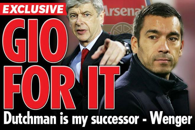 """Arsenal thua sốc: Báo Anh chê tơi tả, rộ tin Wenger sắp """"về vườn"""" 7"""