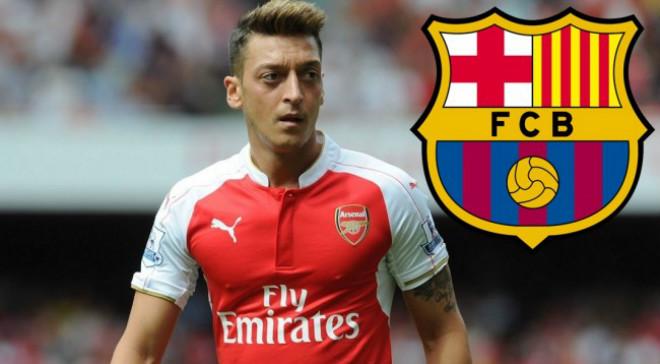 """Chuyển nhượng """"bom tấn"""" Ozil - Barca: Đòi 19 triệu euro/năm, thua mỗi Messi 1"""