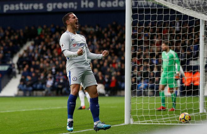 Chelsea đấu Liverpool: Hazard bóng gió phản bội, Conte bất an 1