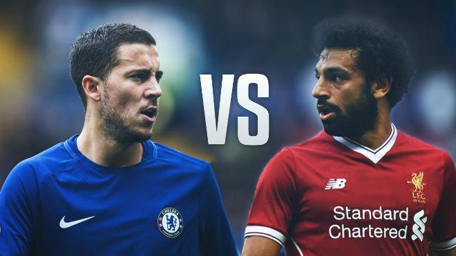 "Liverpool đấu Chelsea: Klopp - Conte ""đọ lửa"", Hazard so tài ""Messi Ai Cập"" 2"