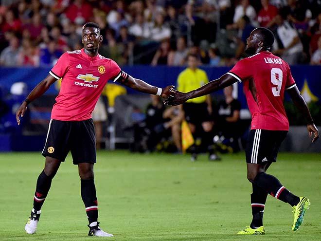 """MU cạn tiền, Mourinho nổi điên: Vì """"đốt núi tiền"""" cho Pogba & Lukaku - 1"""