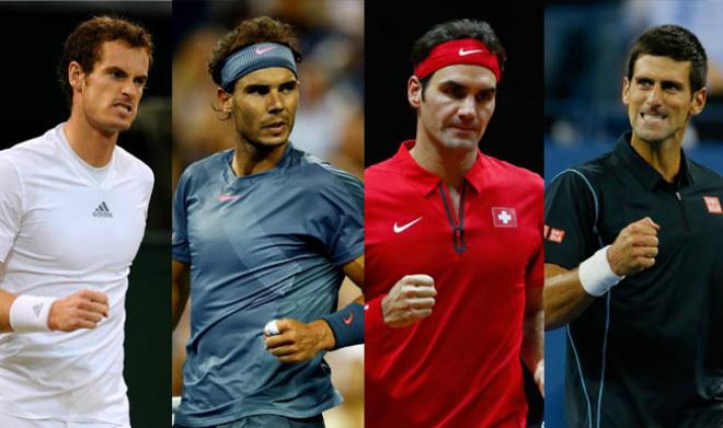 """Djokovic, Murray mơ vĩ đại năm 2018: """"Sư phụ"""" Nadal lớn tiếng thách thức 2"""