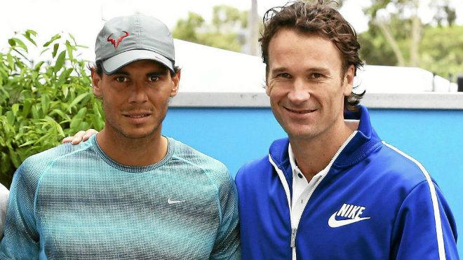 """Djokovic, Murray mơ vĩ đại năm 2018: """"Sư phụ"""" Nadal lớn tiếng thách thức 1"""