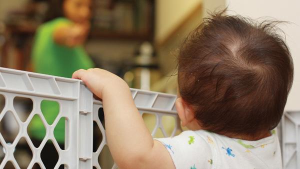 Tạo không gian an toàn cho trẻ em trong nhà ở - 1