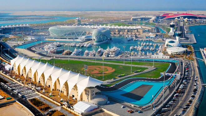 Đua xe F1, Abu Dhabi GP: Hồi hộp trận chiến cuối cùng 2