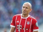 Tin HOT bóng đá sáng 24/11: Robben sắp giải nghệ