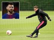 """Barca săn  """" bom tấn """" : Messi chê Ozil, chỉ kết Coutinho 120 triệu bảng"""
