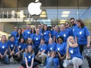 Nhân viên Apple được công ty chăm sóc như  thượng đế  với 6 đặc quyển đáng ao ước