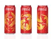 Truy lùng danh tính  tác giả mẫu thiết kế Coca-Cola Tết 2018