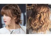 Tự tết tóc Hàn Quốc tuyệt xinh chỉ trong tích tắc