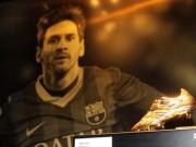 Messi 4 lần đoạt  Giày vàng :  Liều doping  đấu Ronaldo  Bóng vàng