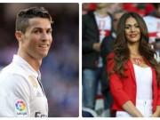 """Ronaldo 1 vợ, 4 con:  """" Vợ bạn """"  hấp dẫn nhất châu Âu vẫn đắm đuối"""