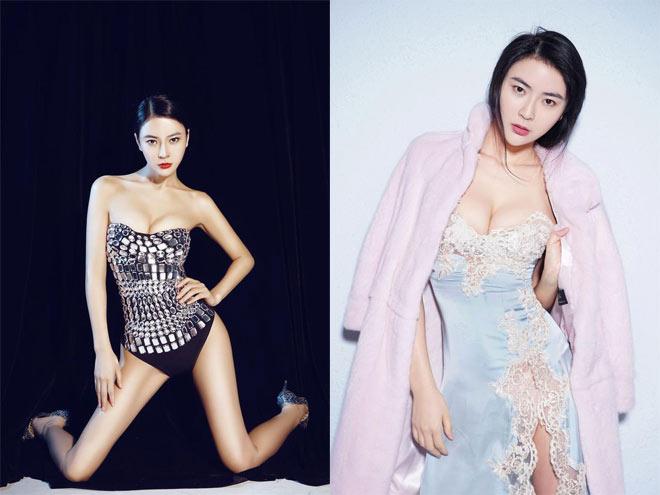 """""""Đệ nhất Thiếu Lâm"""" lộ bạn gái: Hoa hậu Thượng Hải, siêu mẫu bikini 6"""