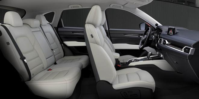 Mazda CX-5 2018 ra mắt, giá từ 545 triệu đồng - 3