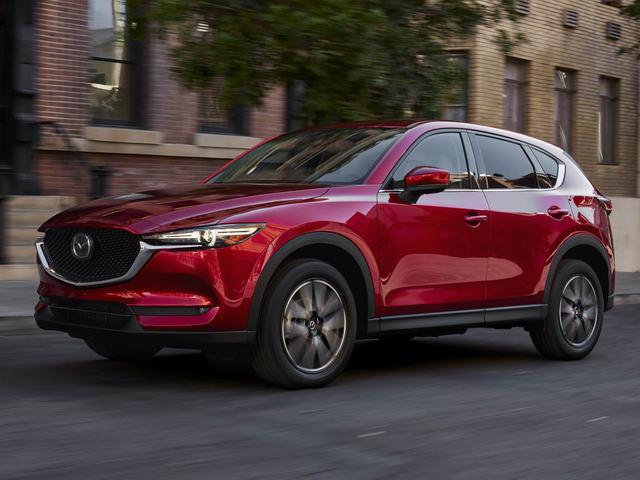 Mazda CX-5 2018 ra mắt, giá từ 545 triệu đồng - 1