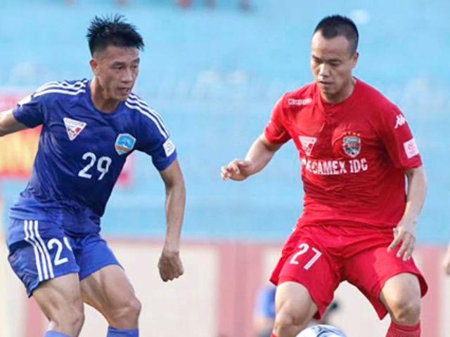 """Quảng Nam - TP.HCM: Thẻ đỏ, penalty & 3 """"cú đấm"""" chí tử 4"""