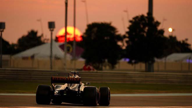 """F1, chạy thử Abu Dhabi GP: Khởi đầu """"yên ả"""" cho chặng cuối 1"""