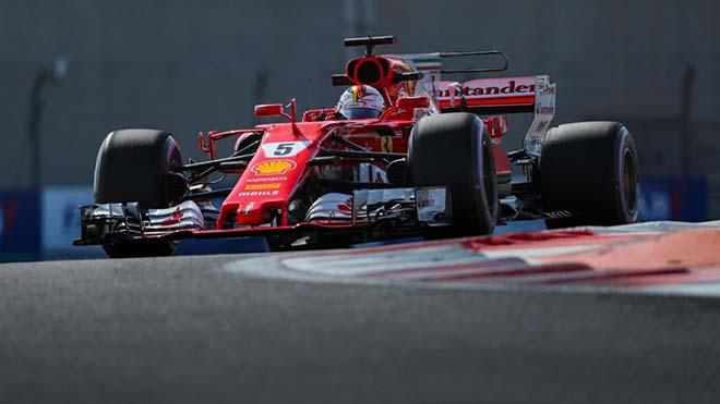 """F1, chạy thử Abu Dhabi GP: Khởi đầu """"yên ả"""" cho chặng cuối 3"""