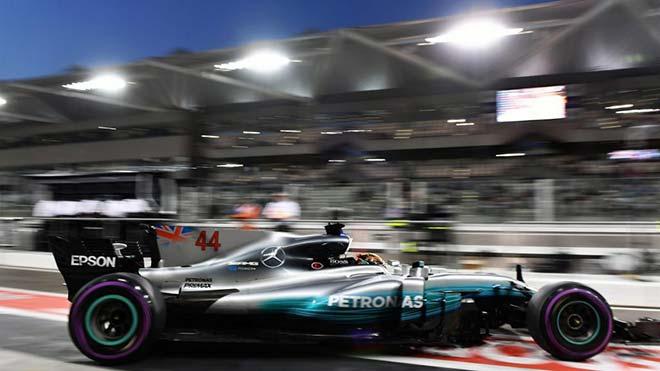 """F1, chạy thử Abu Dhabi GP: Khởi đầu """"yên ả"""" cho chặng cuối 6"""