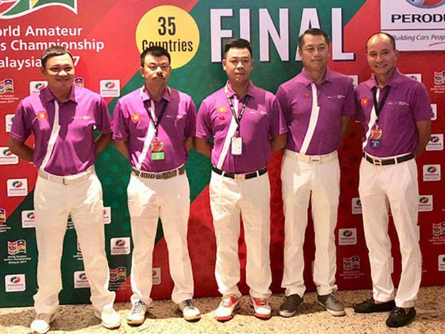 Golf 24/7: Kì tích golf Việt Nam và tiền lót tay 1 triệu đô cho số 2 thế giới 4