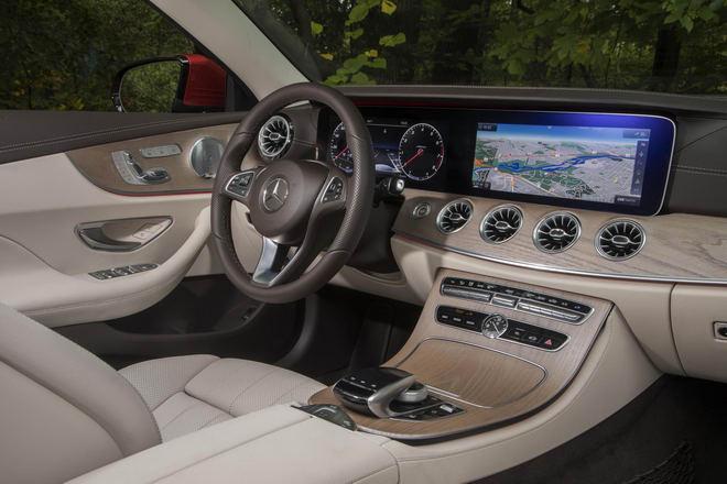 Mercedes E-Class Convertible 2018 giá từ 1,504 tỷ đồng - 3