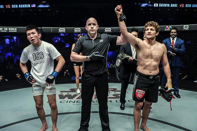 Dàn hot girl nóng bỏng ở giải MMA lớn nhất châu Á 8