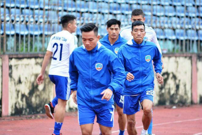 TRỰC TIẾP bóng đá Quảng Nam - TP.HCM: Công Vinh đòi tăng suất ngoại binh - 4