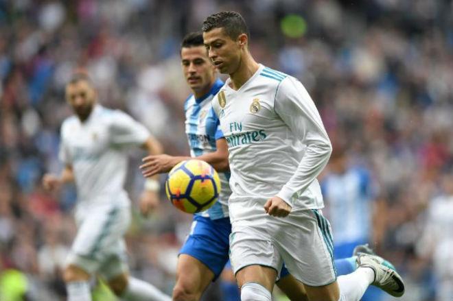 Real Madrid - Malaga: Kịch chiến nghẹt thở, Ronaldo vất vả giải hạn