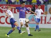 """V-League 2017 vòng cuối: Quảng Nam  """" vượt bão """" , T.Quảng Ninh phán xử ngôi vương"""