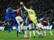 West Ham - Leicester: Kịch chiến căng thẳng, giằng co đến cùng
