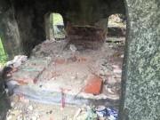 Vụ lăng mộ mẹ vua Dục Đức bị đào phá: Công an vào cuộc