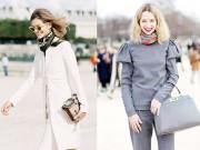 Lạnh rồi mà chưa biết 11 cách thắt khăn này thì đừng nhận sành điệu