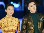 Sao Việt rạng rỡ trên thảm đỏ Liên hoan phim Việt Nam