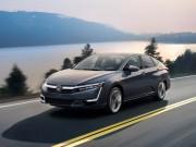 Honda Clarity PHEV công bố giá từ 760 triệu đồng