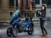 Kymco CV3: Mối đe dọa đáng nể của Yamaha Niken
