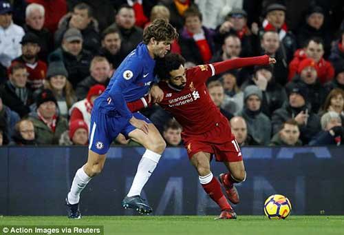Chi tiết Liverpool - Chelsea: Kịch chiến đến phút bù giờ (KT) 19