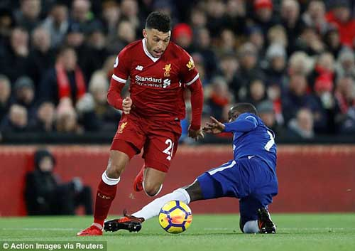 Chi tiết Liverpool - Chelsea: Kịch chiến đến phút bù giờ (KT) 20