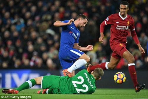 Chi tiết Liverpool - Chelsea: Kịch chiến đến phút bù giờ (KT) 21