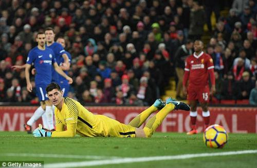Chi tiết Liverpool - Chelsea: Kịch chiến đến phút bù giờ (KT) 22