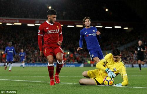 Chi tiết Liverpool - Chelsea: Kịch chiến đến phút bù giờ (KT) 23