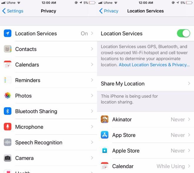 Bạn đã thực sự vô hiệu hóa GPS trên smartphone đúng cách?
